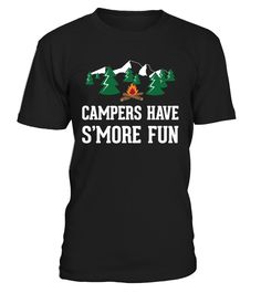 Camp Gift For Men - Funny Present  #gift #idea #shirt #image #funny #campingshirt #new