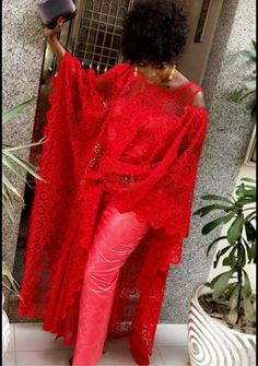 African Maxi Dresses, African Attire, Africa Fashion, Tribal Fashion, African Lace Styles, Modest Fashion Hijab, Africa Dress, Beautiful Long Dresses, African Traditional Dresses