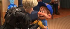 ArtStation - Felix, Tyler Bolyard 3d Character, Character Design, Wreck It Ralph, Fun Challenges