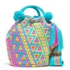 Limited ED. Hermosa Wayuu Bag