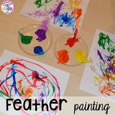 Art Craft For Preschool pet themed activities and centers pocket of preschool