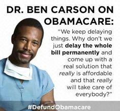 Dr. Ben Carson for president 2016