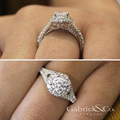 """""""A love that will inspire you."""" #GabrielNY #GabrielCoRetailer Style: ER12834R3T44JJ"""