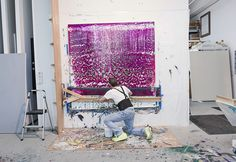 Saatchi Art | Inside the Studio: Stanley Casselman - page info not available but this pic gives an idea