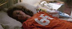 JoBeth Williams just can't get a decent night's sleep in 'Poltergeist.'