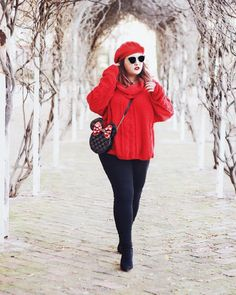 Red is the new black