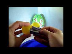 Surprise Eggs Unboxing Kinder  Auspacken Überraschungsei ü ei maxi mega