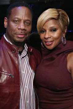Pin for Later: Mary J. Blige Files For Divorce After 12 Years of Marriage