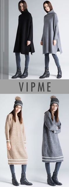 VIPme takes runway fashion and makes it affordable. Each piece of clothing is designed to make you feel like a VIP. Choose from a wide-range of solid color and truly unique sweater dresses that will catch people's attention. Better yet, you can buy them deeply discounted when you shop flash sales.