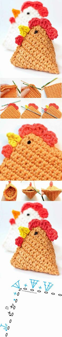 Chicken Beanbags