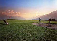 Golf in Switzerland