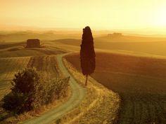 Sunrise in Toscana