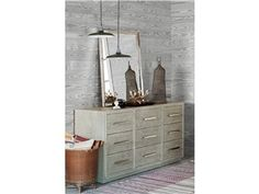 Zephyr | Drawer Dresser
