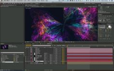 Nebula Construction Kit tutorial. Create nebulae in After Effects with Trapcode Mir and Form.  Tutorial on using the Nebula Construction Kit...