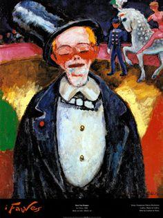 Kees van Dongen, The Clown, 1906