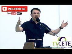 """Rossandro Klinjey - """"O Medo que nos paralisa"""" - YouTube"""
