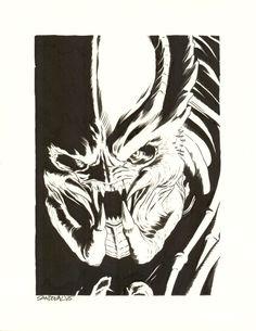 Artbook 11: Sergio Sandoval (Predator) Comic Art