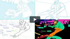 """Este es """"Branca Menta - Process"""" de rudoco en Vimeo; el punto de encuentro entre…"""