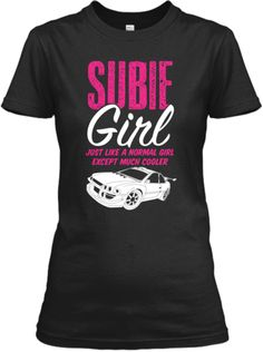 Cooler Girl Subie