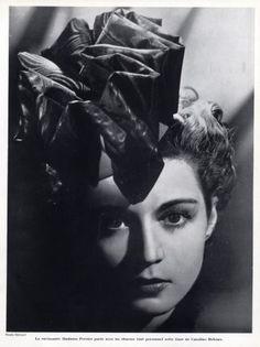 André Durst, Caroline Reboux, 1937