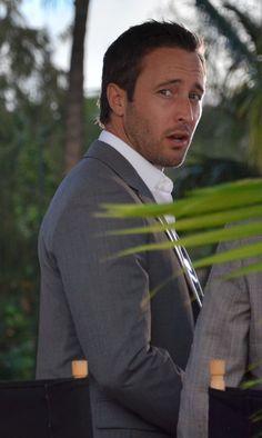 Alex O'Loughlin at Hawaii Five-0 Sunset on the Beach, 2012 #H50 #SOTBH503