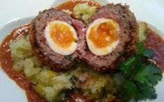 Vogelnestjes, Schotse eieren of Verborgen eieren