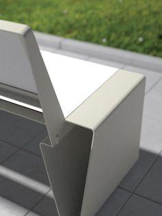 mmcité - výrobky - parkové lavičky - radium