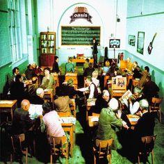 Oasis - The Masterplan on 180g 2LP August 12 2016