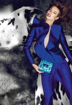 Eclectic Jewelry and Fashion: Stella McCartney Spring Ad Campaign