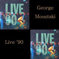 """""""Live '90"""" de Georges Moustaki"""