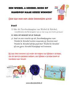 Een Wiebel & Kriebel #boek naar keuze #winnen? Lees dan even verder! (;  #gratis #voorlezen #bewegen #SintMaarten #Sinterklaas #Kerst #OudenNieuw