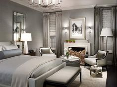 elegant master bedroom decorating ideas | Elegant Master Bedroom Design Ideas | Stylish Home Designs | Luxury ...