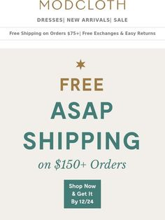 93dfa433c54230 Get it by 12 24 with free ASAP shipping! - Modcloth Email Design Inspiration