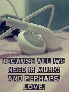 We need Music ♡