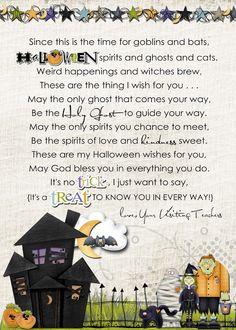 October VT message