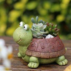 Flower Planters, Flower Pots, Planter Pots, Flower Basket, Planter Ideas, Planter Garden, Box Garden, Cactus Flower, Balcony Gardening
