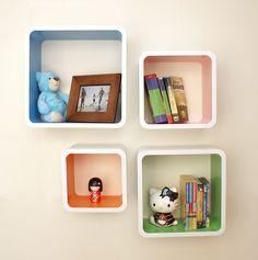 Dekorkube S4 Coloured cube set