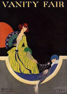 Vanity Fair cover, september 1915