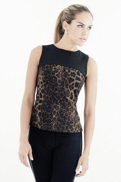 Blusa leopardo – wandaamieiro