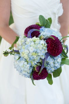 Awesome bouquet with a great array of color