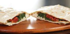 Humm Minuto: conheça a piadina, o pão recheado mais fácil que existe - UOL Estilo de vida