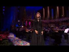 In The Bleak Mid-Winter - Sissel - Mormon Tabernacle Choir