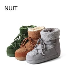 43.70$  Buy here - http://alicn0.shopchina.info/go.php?t=32793572174 - New 2017 moon White Ankle Boots For Women Metal Decoration Fashion ladies Sexy Boots Winter Shoes Platform Boots  #aliexpresschina