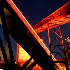 Zollverein Coal Mine Industrial Complex in Essen. Essen, Deutschland