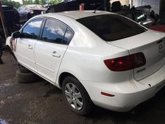 Mazda 3 2006 (9/16) Junker Auto Piezas Usadas de PR (787) 746-8724