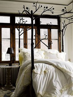 Forest Canopy Bed - anthropologie.com #anthropologie #AnthroFave