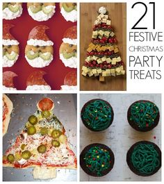 21 Christmas party food ideas - C.R.A.F.T.