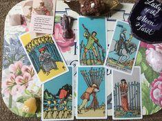 Unlock Your Potential 6 Card Tarot Reading Psychic Divination Spiritual Guidance