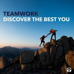 #DiscoverTheBestYou