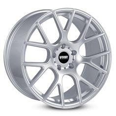 VMR V810 18x8.5 ET45 Hyper Silver Custom Wheel